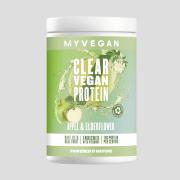Clear Vegan Protein - 320g - Apple & Elderflower