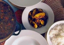 fried ripe plantain