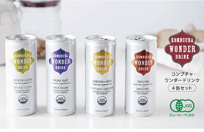 Kombucha wonder drink(コンブチャワンダードリンク)
