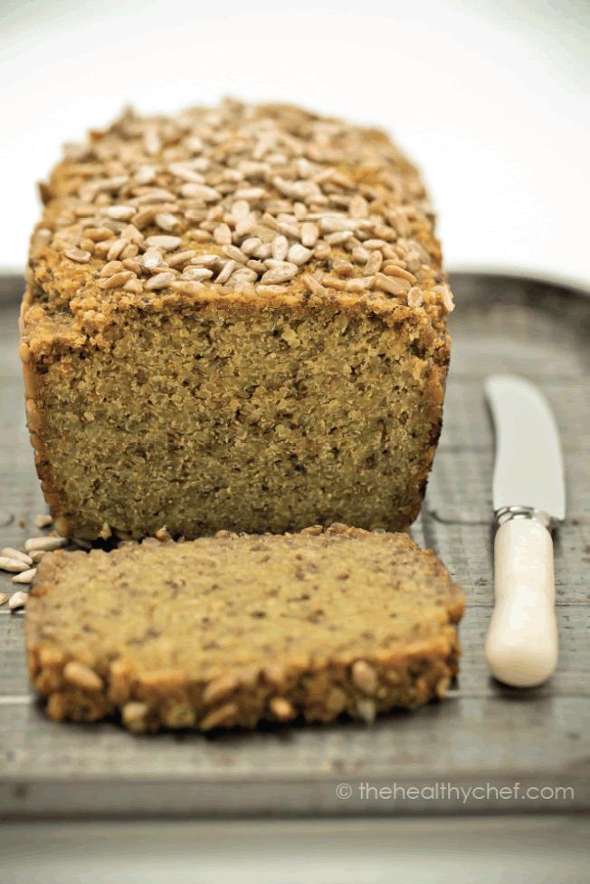 vegan bread recipe