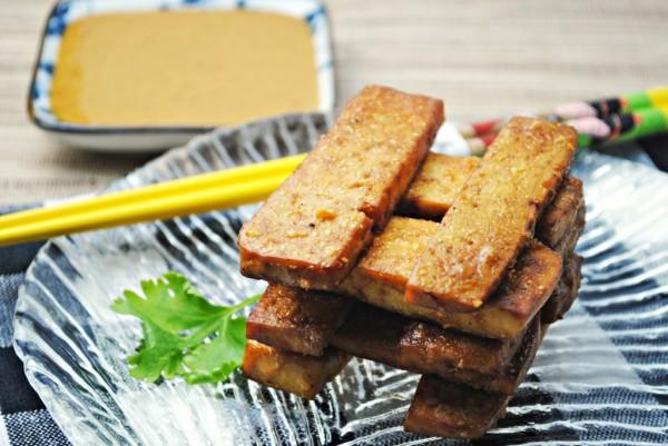 Tofu-Satay