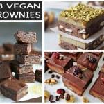 23 Vegan Brownies to Die For
