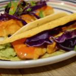 Buffalo Tofu Tacos