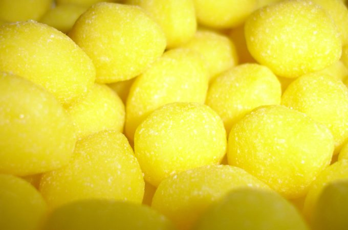 yellow 6 vegan
