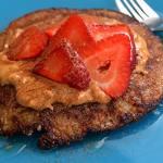 Gluten Free Banana Oatmeal Pancakes