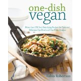one dish vegan cookbooks