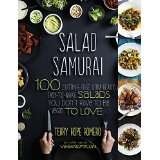 slad samurai vegan cookbook