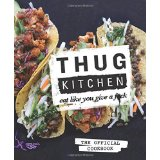 thug kitchen vegan cookbooks