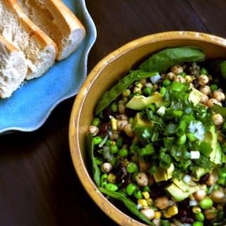 Black Bean Super Salad