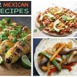 22 Vegan Mexican Recipes