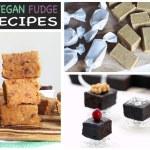 7 Decadent Vegan Fudge Recipes