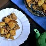 Vegan Biscuits & Gravy Casserole