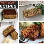 """6 Vegan """"Meatloaf"""" Recipes"""