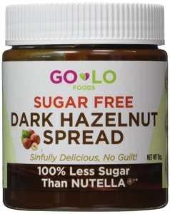 Go Lo hazelnut spread