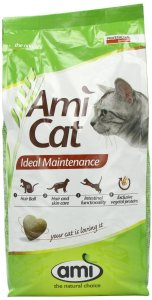 vegan cat food Ami Cat