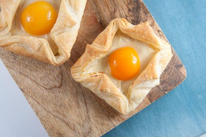 Fruity Egg Baskets