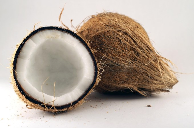 coconut oil really healthy?