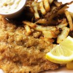 Mock Fish and Chips – WWII Recipe Vegan-ized