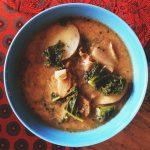 Vegan Toscana Soup