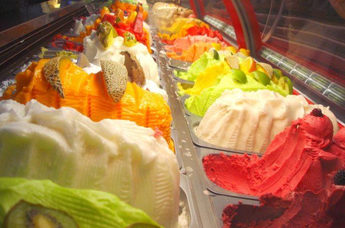 is gelato vegan