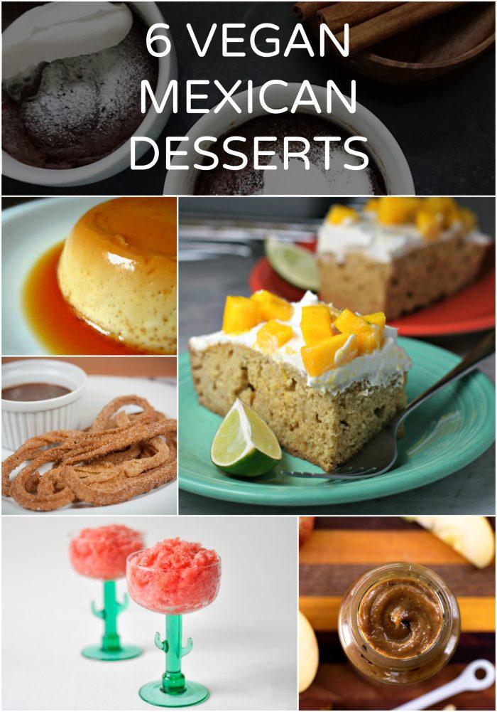 vegan mexican desserts