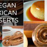 6 Vegan Mexican Desserts