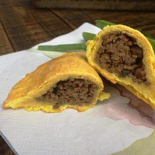 Vegan Jamaican Patties