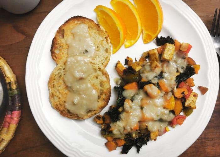 True Food Sweet Potato Hash Recipe