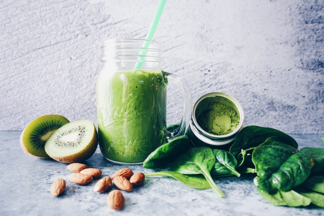Matcha Protein Power Smoothie
