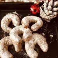 Vanillekipferl - Typisch Duits Kerstgebak