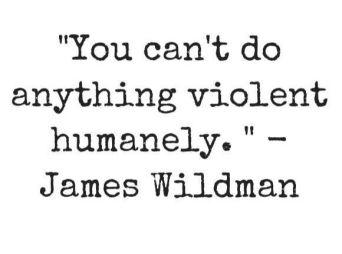 humane-violence