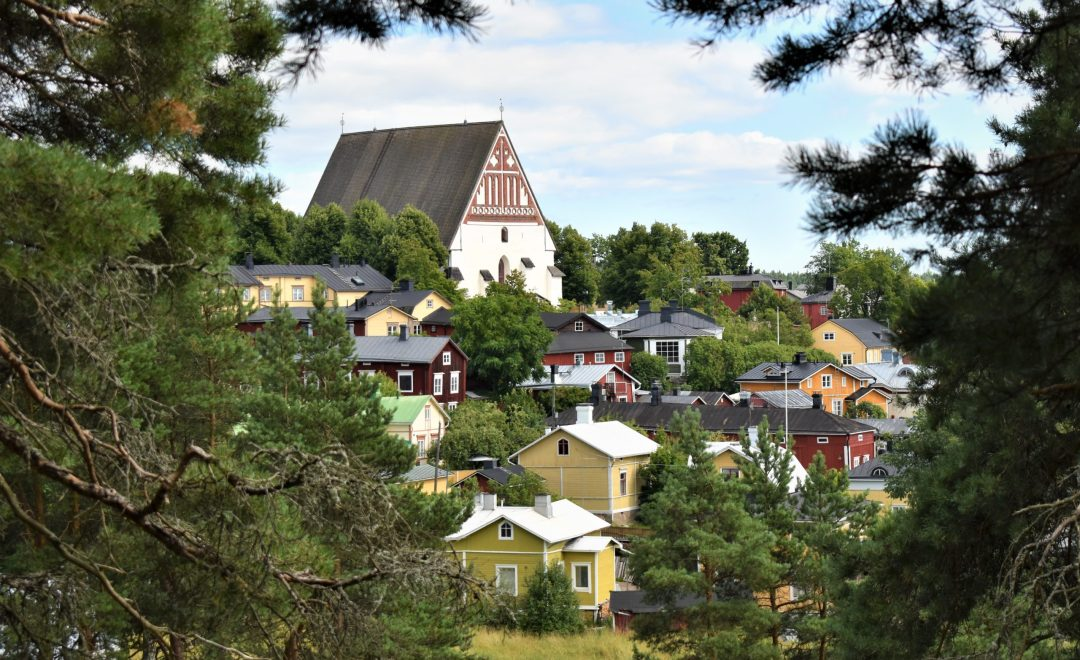 porvoo old town