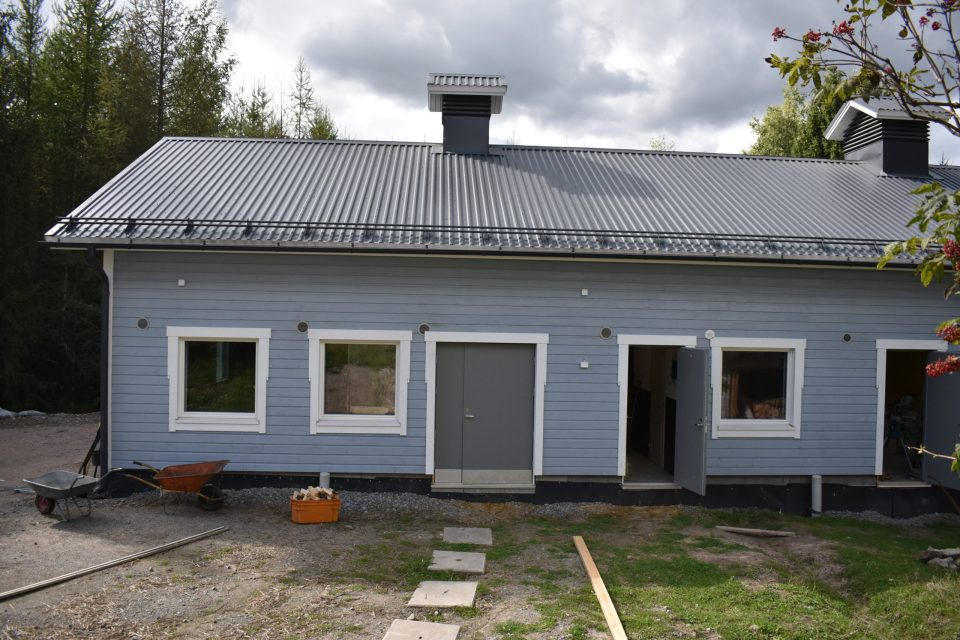 animal shelter in finland