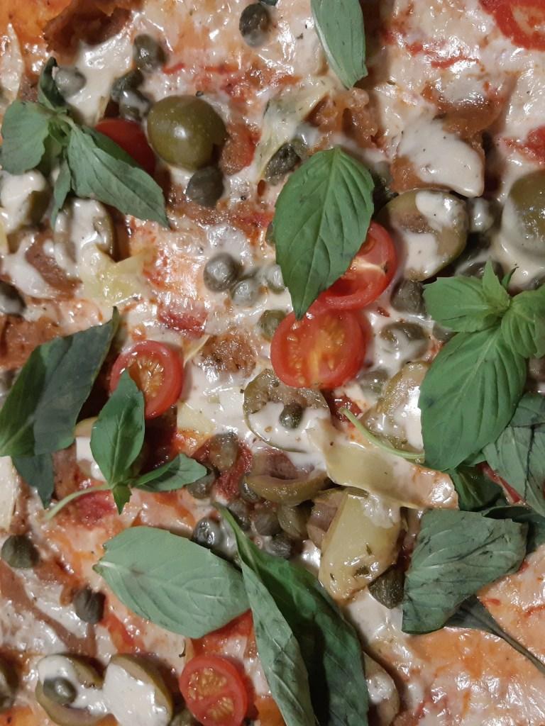 vegan pizzas helsinki