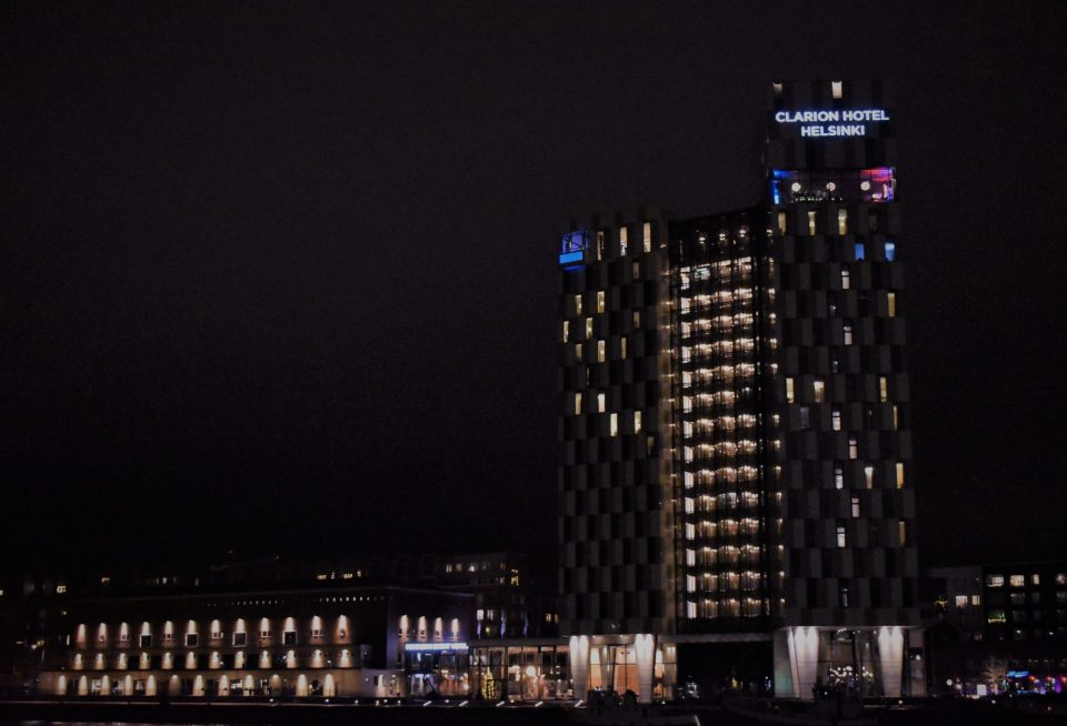 staycation at Clarion Helsinki