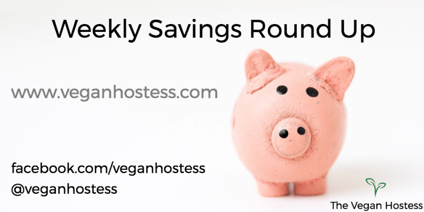 April Savings: Banza Chick Pea Pasta, Earth Balance, Arrowhead Mills & More!