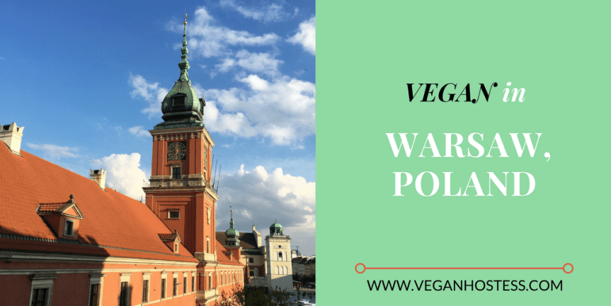 Vegan in Warsaw