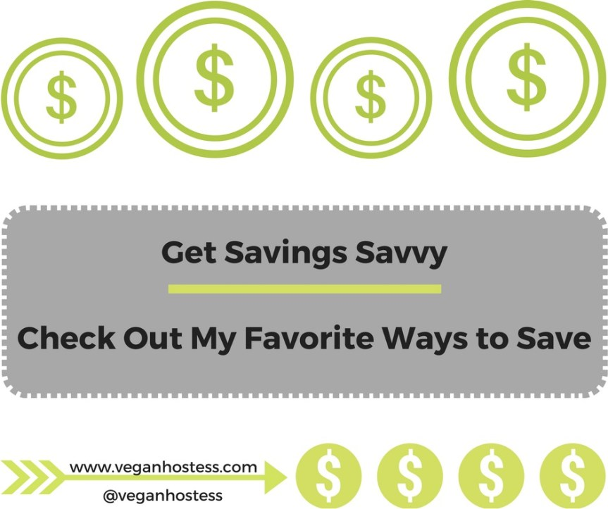 Looking for Ways to Save? Check Out Some of My Favorites