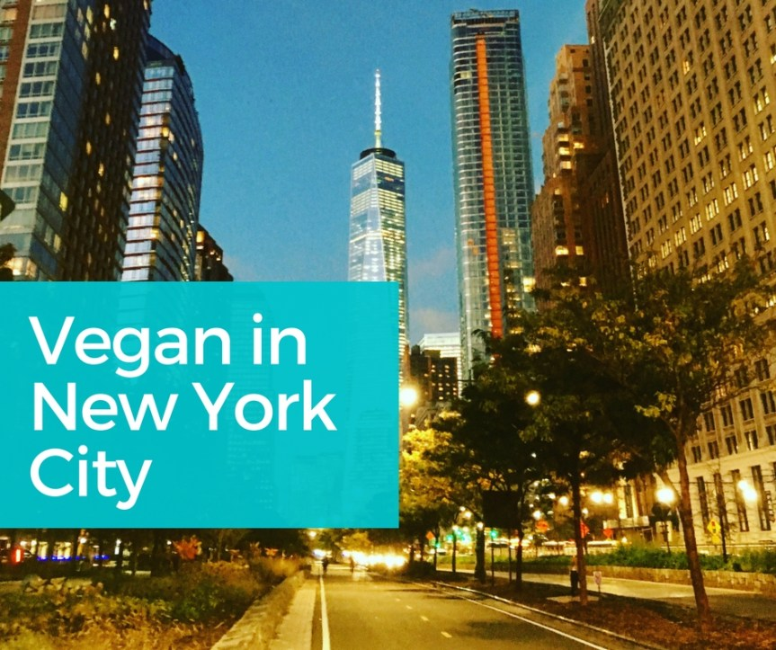 Vegan in New York City