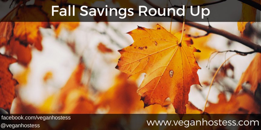 November Savings: Go Veggie, Follow Your Heart, & Tips on Swagbucks/ Ebates.