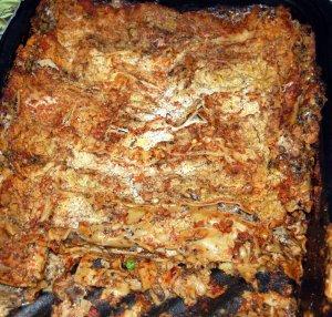 Bolognese Lasagna