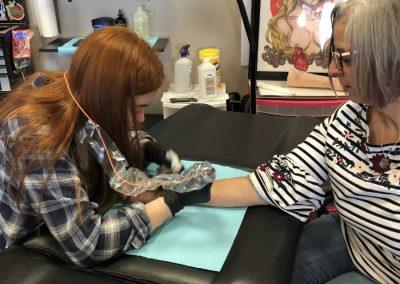 Tattoo Time!! The Mark of a TRUE Vegan