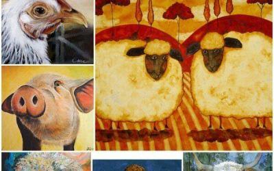 World Farm Animal Day – October 2