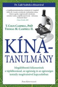 T. Colin Campbell: Kína–tanulmány