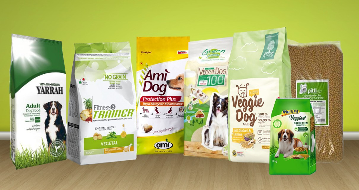 Magyarországon kapható vegán kutyaeledelek