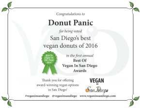 Best Donut 2016 Donut Panic
