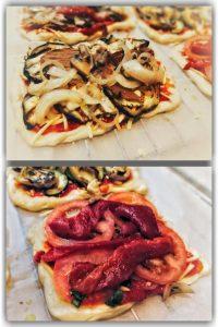 Receta de pizza vegana casera!¡Con receta de masa casera incluida!