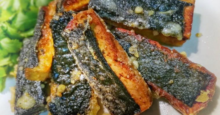 Cómo hacer pescado vegano de tofu o «Tofish»