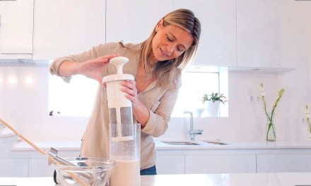 ChufaMix – Plantaardige melk makkelijk maken