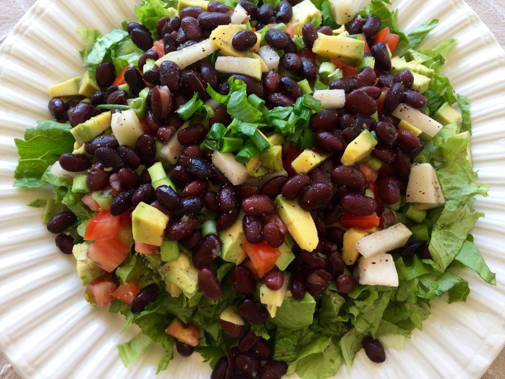 zwarte bonen - plantaardige eiwitbron